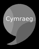 The Cymraeg logo