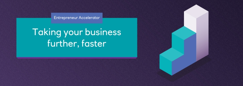 Logo of the Natwest Business Accelerator